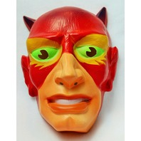 Vintage Marvel Comics Daredevil Halloween Mask 1980 Extremely Rare
