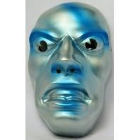 Vintage Marvel Comics Silver Surfer Halloween Mask Kids Costume 1980 80's