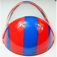 Jeff Gordon NASCAR Racing Helmet Halloween Mask Race Car Costume
