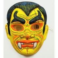 Vintage Dracula Vampire Halloween Mask Topstone Universal Monster Y051