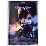 Purple Rain Movie Poster FRIDGE MAGNET Prince Vintage Movie Classic