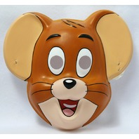 Jerry Mouse Hanna Barbera Tom and Jerry Vintage Halloween Mask Saturday Cartoon