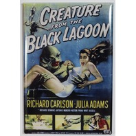 Creature From The Black Lagoon Movie Poster FRIDGE MAGNET Universal Monster Vintage Style