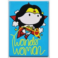 Wonder Woman  FRIDGE MAGNET DC Comics Justice League Cartoon Comic Book Hero R20