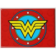 Wonder Woman  Logo FRIDGE MAGNET DC Comics Justice League Comic Book Hero K21