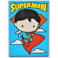 Superman FRIDGE MAGNET DC Comics Justice League Cartoon Meme F12