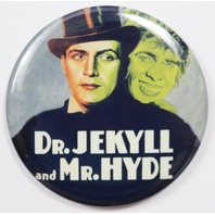 Dr. Jekyll and Mr Hyde Movie Poster FRIDGE MAGNET Monster Film Horror 2 1/4 Inch