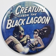 Creature From The Black Lagoon Movie Poster FRIDGE MAGNET Monster Film Sci Fi Horror