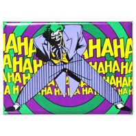 The Joker FRIDGE MAGNET Comic Book DC Comics Batman Animated Series L15