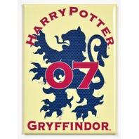 Harry Potter Gryffindor FRIDGE MAGNET Wizard Muggle Fantastic Beast K22