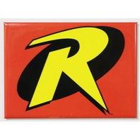Robin Logo FRIDGE MAGNET DC Comics Batman Animated Series H20