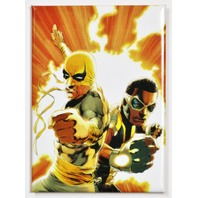 Power Man and Iron Fist FRIDGE MAGNET Marvel Comics Luke Cage M12