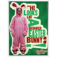 A Christmas Story Deranged Easter Bunny FRIDGE MAGNET Ralph Parker E21