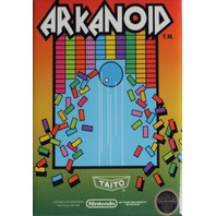 Nintendo Arkanoid FRIDGE MAGNET Video Game Box Classic NES