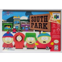 Nintendo 64 South Park The Video Game FRIDGE MAGNET Video Game Box