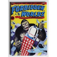 Forbidden Worlds Comic Book #6 Cover FRIDGE MAGNET American Comics Group King Kong
