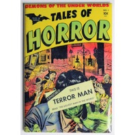 Tales of Horror No 1 Terror Man FRIDGE MAGNET Monster Comic Book 50s