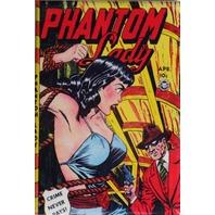 Phantom Lady Comics FRIDGE MAGNET Pin Up Girl Comic Book 50s