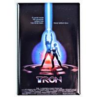 Tron Movie Poster FRIDGE MAGNET Jeff Bridges Sci Fi Refrigerator
