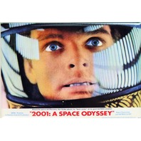 2001: A Space Odyssey Movie Poster FRIDGE MAGNET Kubrick Sci Fi Theater