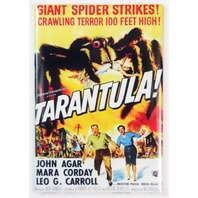 Tarantula Movie Poster FRIDGE MAGNET Sci FI Monster 1950s