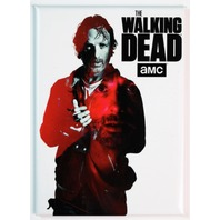 The Walking Dead Rick Grimes FRIDGE MAGNET Carl Daryl Dixon Zombies Negan R13