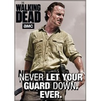 The Walking Dead Rick Grimes FRIDGE MAGNET Daryl Dixon Zombies Negan R12