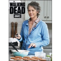The Walking Dead Carol Peletier FRIDGE MAGNET Negan Daryl Dixon Rick Grimes Q21