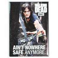 The Walking Dead Daryl Dixon FRIDGE MAGNET Negan Michonne Rick Grimes Q18