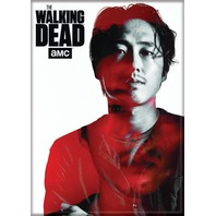 The Walking Dead Glenn Rhee FRIDGE MAGNET Maggie Negan Rick Grimes B24