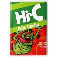 Ghostbusters Hi C Ecto Cooler FRIDGE MAGNET Slimer