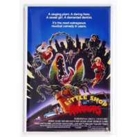 Little Shop of Horrors Movie Poster FRIDGE MAGNET Horror Sci Fi Film