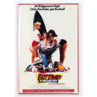 Fast Times At Ridgemont High  Movie Poster FRIDGE MAGNET 1980's Sean Penn School Comedy