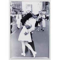 WWII Victory Day Times Square Kiss FRIDGE MAGNET World War 2 Navy Military