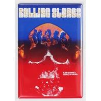 Rolling Stones Sympathy For The Devil Movie Poster FRIDGE MAGNET Gig Poster Mick Jagger