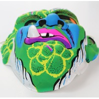 Vintage Monster Halloween Mask Snaggletooth Beast Hills Have Eyes Y182