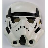Original Ben Cooper Star Wars Storm Trooper Halloween Mask and Costume 1977 Vintage