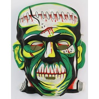 Vintage Frankenstein Halloween Mask Monster Universal Monsters Y094