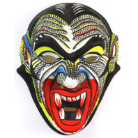 Vintage Dracula Vampire Halloween Mask Monster Y090