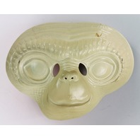 Vintage E.T. Extra Terrestrial Halloween Mask Universal Studios ET Alien 1980