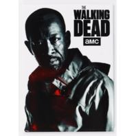 The Walking Dead Morgan Jones FRIDGE MAGNET Rick Grimes Negan A32