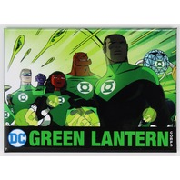 The Green Lantern Corps FRIDGE MAGNET Justice League DC Comics E27