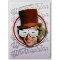 Willy Wonka Wonkavision FRIDGE MAGNET Charlie and the Chocolate Factory C21