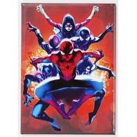 Spiderman and Friends FRIDGE MAGNET Marvel Comics The Avengers B22