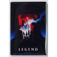 Legend Movie Poster FRIDGE MAGNET Sci Fi Darkness Tom Cruise 80's