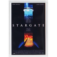 Stargate Movie Poster FRIDGE MAGNET Sci Fi Horror Aliens