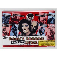 The Rocky Horror Picture Show Movie Poster FRIDGE MAGNET Sci Fi Horror