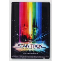 Star Trek the Motion Picture Movie Poster FRIDGE MAGNET Captain Kirk Mr Spock
