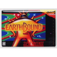 SNES Earth Bound Video Game FRIDGE MAGNET Nintendo Arcade NES