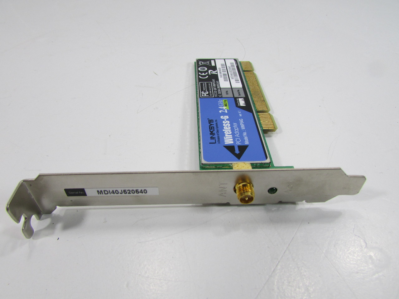 WIRELESS G PCI ADAPTER WMP54G WINDOWS 8 X64 DRIVER